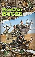 Realtree Outdoor Productions Monster Bucks XXVI Volume 1 DVD (2018 Release)