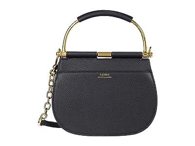 LAUREN Ralph Lauren Mason 20 Crossbody (Black) Handbags