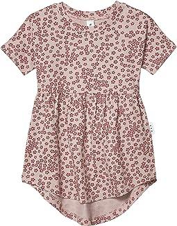 Floral Swirl Dress (Infant/Toddler)