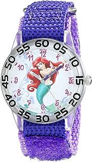 Kids' W001669 Ariel Analog Display Analog Quartz Purple...