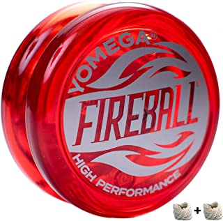 Yomega Fireball – Professional Responsive Transaxle Yoyo, Great For Kids And..