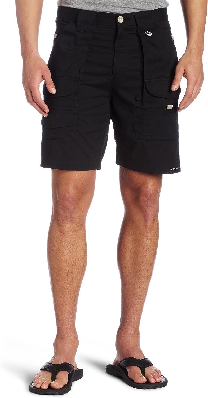 Columbia Men's Bonehead Short, Black, 40-6-Inch