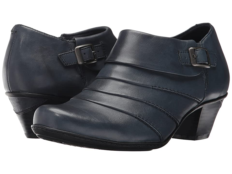Earth Dawn (Admiral Blue Full Grain Leather) High Heels
