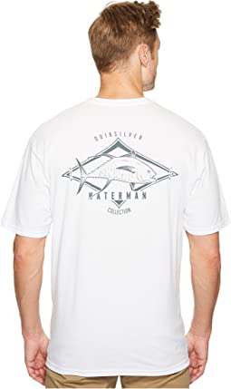 Quiksilver Waterman - Highton Short Sleeve Tee