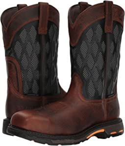 Ariat - Workhog Venttek Matrix Composite Toe