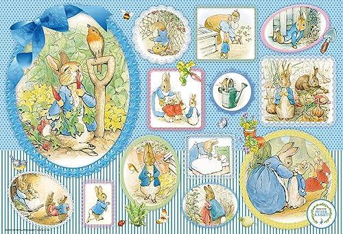 clásico atemporal Peter Peter Peter Rabbit 300 piezas Recuerdos 83-055 (japonesas Importaciones)  n ° 1 en línea