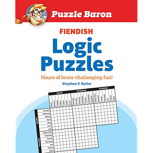 It is an image of Priceless Logic Grid Puzzles Printable