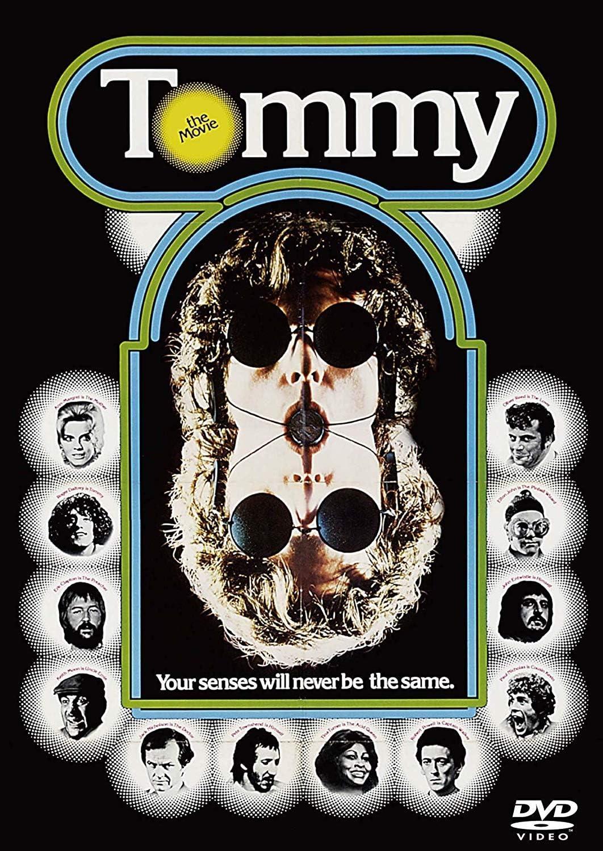 ザ・フーの2枚組大作ロックオペラを映像化したミュージカル映画『トミー(Tommy)』