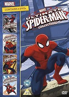 Ultimate Spider-Man - Vol 1-4 Box Set [Reino Unido] [DVD]