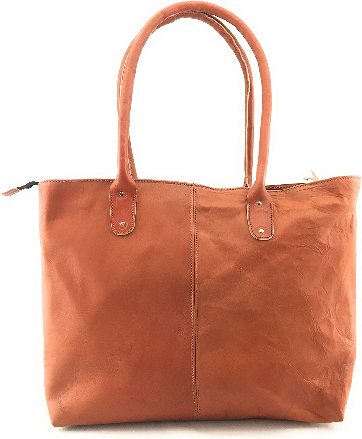 Diaz Womens Leather Tote Bag T01