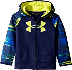 Under Armour Kids - Accelerate Big Logo Hoodie (Toddler)