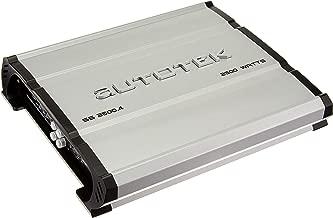 autotek 4 channel amplifier