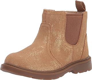 UGG Unisex-Child K Bolden Metallic Fashion Boot