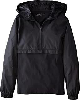 Under Armour Kids Windwear 1/4 Zip (Big Kids)