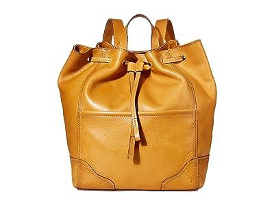 Frye Charlie Backpack (Sunflower) Backpack Bags