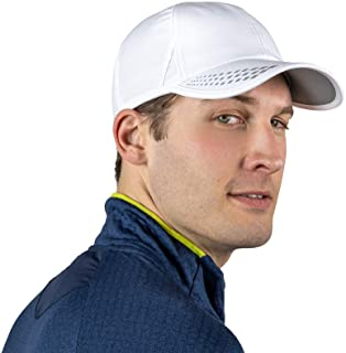 Men's Running Hat with UV Protection | Quick Dry Sports Hats for Men | Outdoor Cap | UPF 50 Hats | Summer Hats for Men