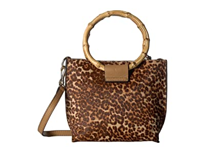 Vince Camuto Iggy Crossbody (Natural Leopard) Cross Body Handbags