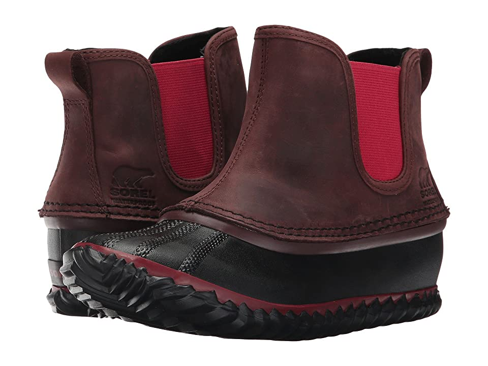 SOREL Out N About Chelsea (Redwood) Women