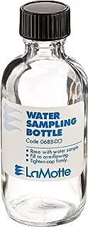 LaMotte 0688-DO Glass ColorQ Water Sample Bottle, 60ml Capacity