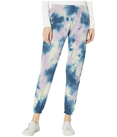 Spiritual Gangster Perfect Sweatpants (Pastel Cloud Tie-Dye) Women