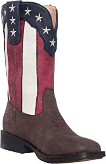 Silver Canyon Boot and Clothing Company Girls' Children Western Kids Cowboy Boot