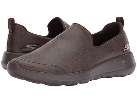 Go SKECHERS Walk 15605 Chocolate Joy Performance ZCrCwa5Bq