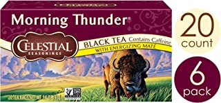 morning thunder tea caffeine