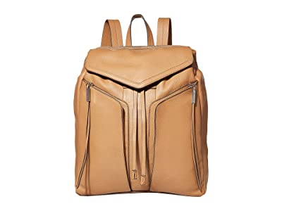Vince Camuto Mika Backpack (Rose Beige) Backpack Bags