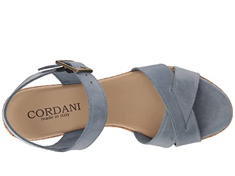 Cordani Candy Blue Leather