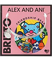 Alex and Ani Romero Britto Art Infusion Friendship Bear