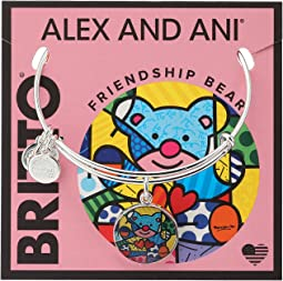 Romero Britto Art Infusion Friendship Bear