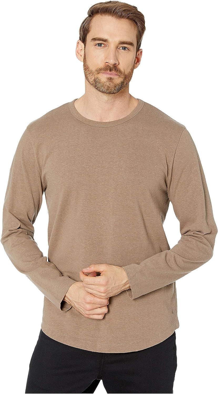 Alternative Long Sleeve Tee 毎日がバーゲンセール 低廉 Hemp-Blend
