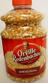 Orville Redenbacher Organic Popcorn Kernel Jar, 30-ounces (Pack of 3)