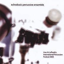Live at Lefkada's International Percussion Festiva