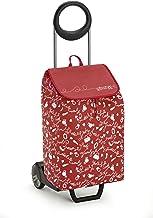 Gimi Shopping Trolley Easy Go, Red, (89645)