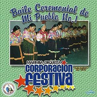 Baile Ceremonial de Mi Pueblo No. 1. Música de Guatemala para los Latinos (En Vivo)