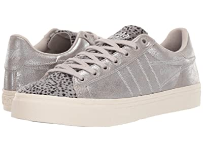 Gola Orchid II Cheetah (Pale Grey/Silver) Women