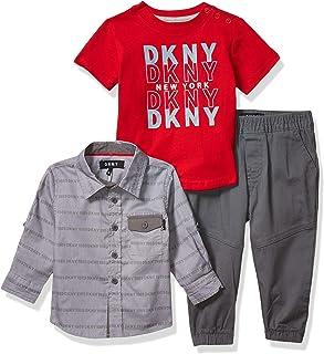 DKNY Baby Boys' Pants Set