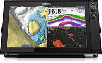 Simrad NSS16 Evo3, MFD/Sonar, Insight Charts