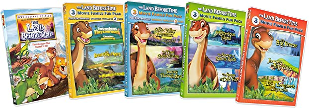 The Complete Land Before Time Collection (All 13 Movies)