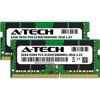A-Tech 16GB Module for Intel S2600STB AT370431SRV-X1R8 DDR4 PC4-21300 2666Mhz ECC Registered RDIMM 1rx4 Server Memory Ram