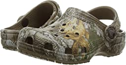 Crocs Kids - Classic RealTree Edge Clog (Toddler/Little Kid)