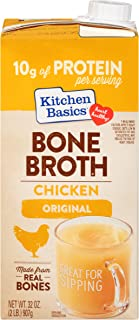 Kitchen Basics Original Chicken Bone Broth, 32.00 Ounce