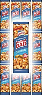 Lance Peanut Bar 2.2 OZ 21 Count (12-Pack)