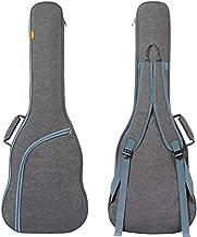CAHAYA Electric Guitar Bag Padded Electric Guitar Gig Bag Case 0.35in Padding Dual Adjustable Shoulder Strap Electric Guit...