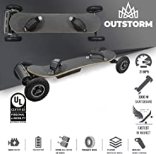 electric all terrain skateboard