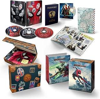 【Amazon.co.jp限定】スパイダーマン:ファー・フロム・ホーム 日本限定プレミアム・スチールブック・エディション(初回生産限定)(特典 スペシャル・ボーナスディスク付) [Steelbook] [Blu-ray]