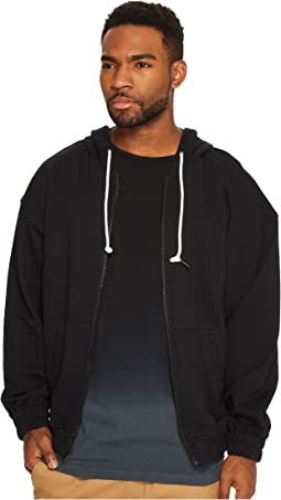 Rhett Full Zip Hooded Sweatshirt