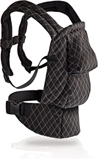 Evenflo Front Back and Hip Snugli Quilted Soft Carrier