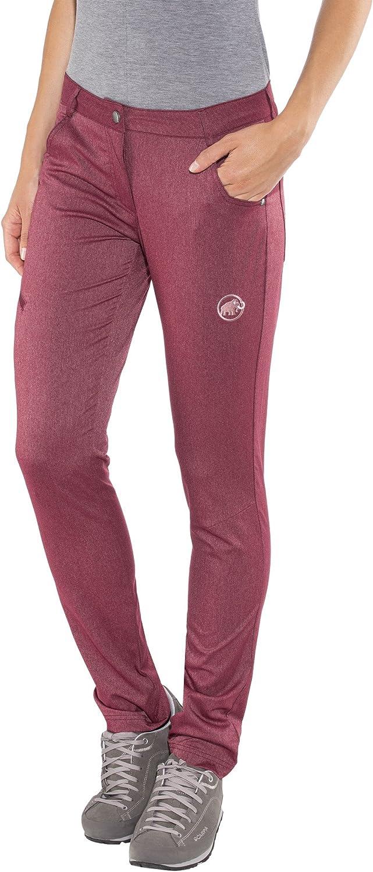 Massone Pants Women; Merlot Melange; US 16
